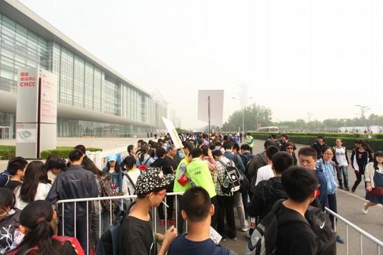 第十六届中国动漫游戏嘉年华五一小长假盛大开幕!