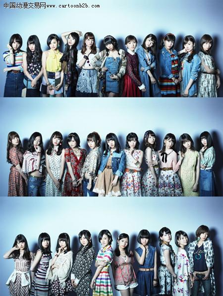 整装待发,夏日起航,AKB48总选举即将开始!